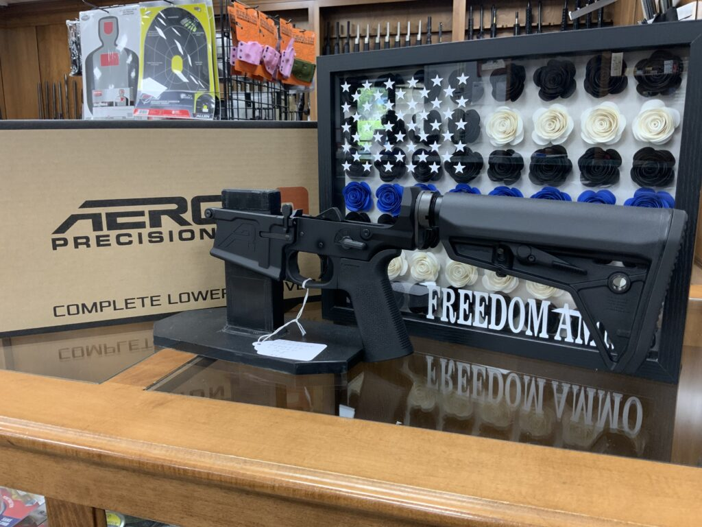Aero Precision complete lowers from $345.99-$449.99