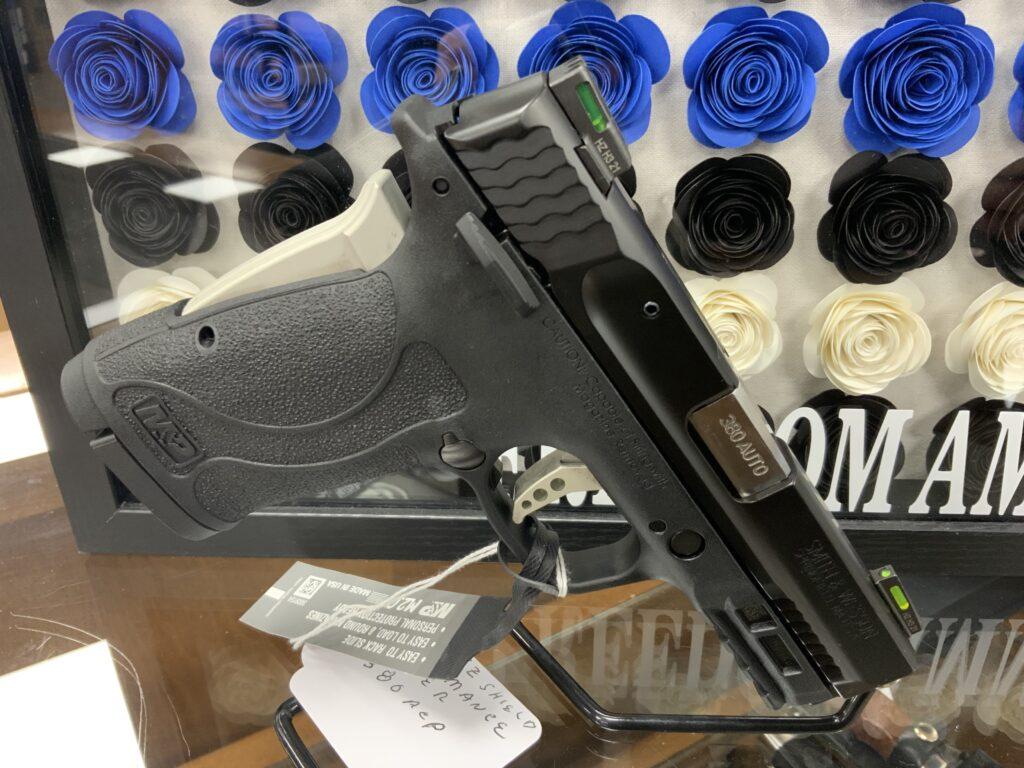 Smith/Wesson EZ 380 performance $547.99