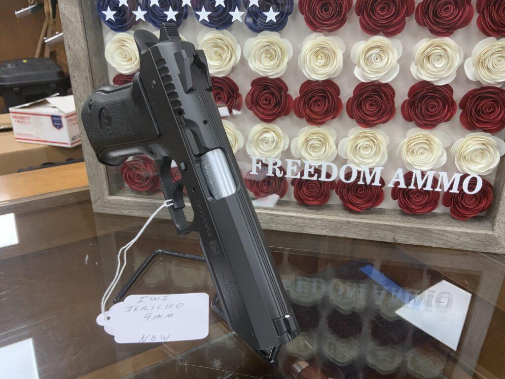 IWI Jericho 9mm $559.99