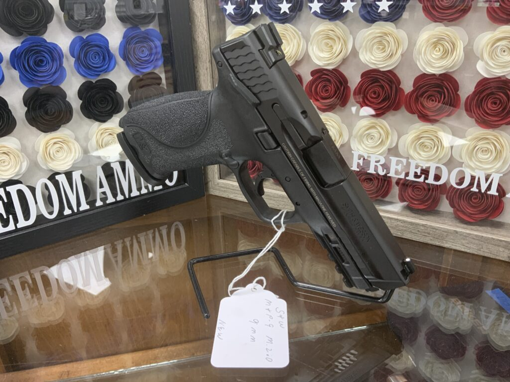 Smith&Wesson M&P 9mm $610.99