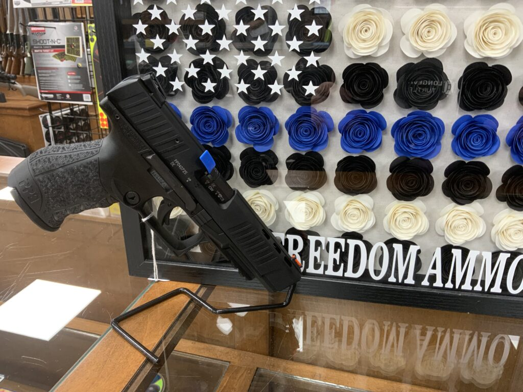 Walther PPQ 22lr $499.99